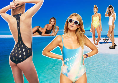 The Most Flattering One-Piece Bathing Suit