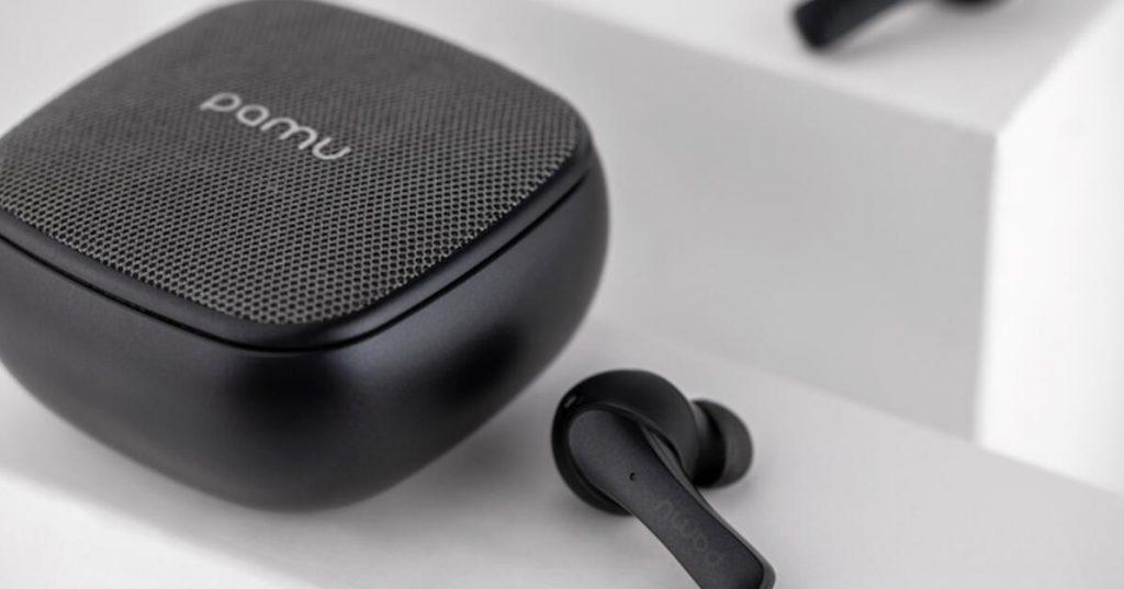 Mini Bluetooth Earphones PaMu Slide Unboxing First Views 2