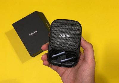 Mini Bluetooth Earphones PaMu Slide Unboxing First Views