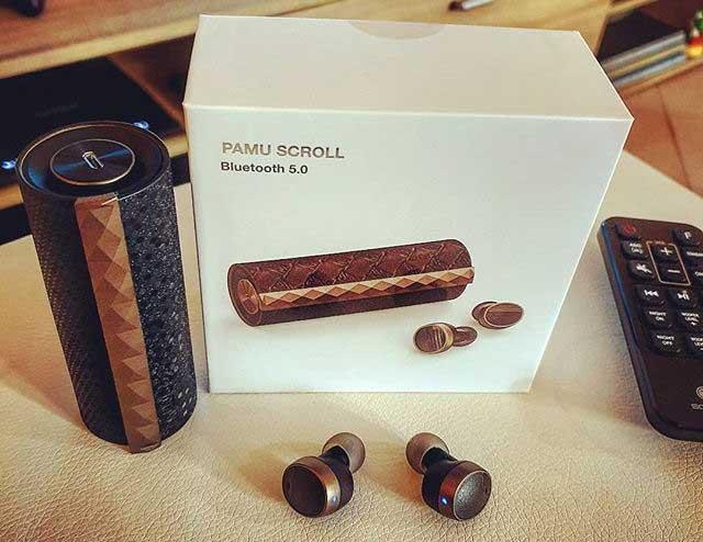 Padmate PaMu Scroll T3 TWS Headphones