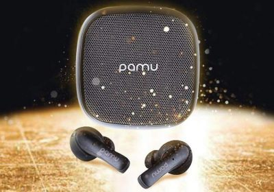 PaMu Slide Headphone Crowdfunding on Moldac Platform
